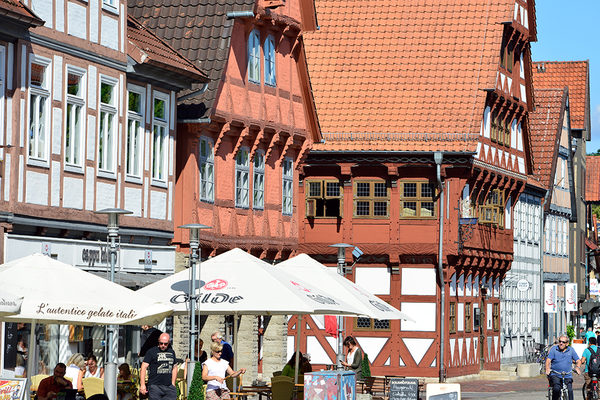 Altstadt Gifhorn (Old Town, Gifhorn)
