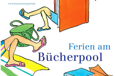 Ferien am Bücherpool