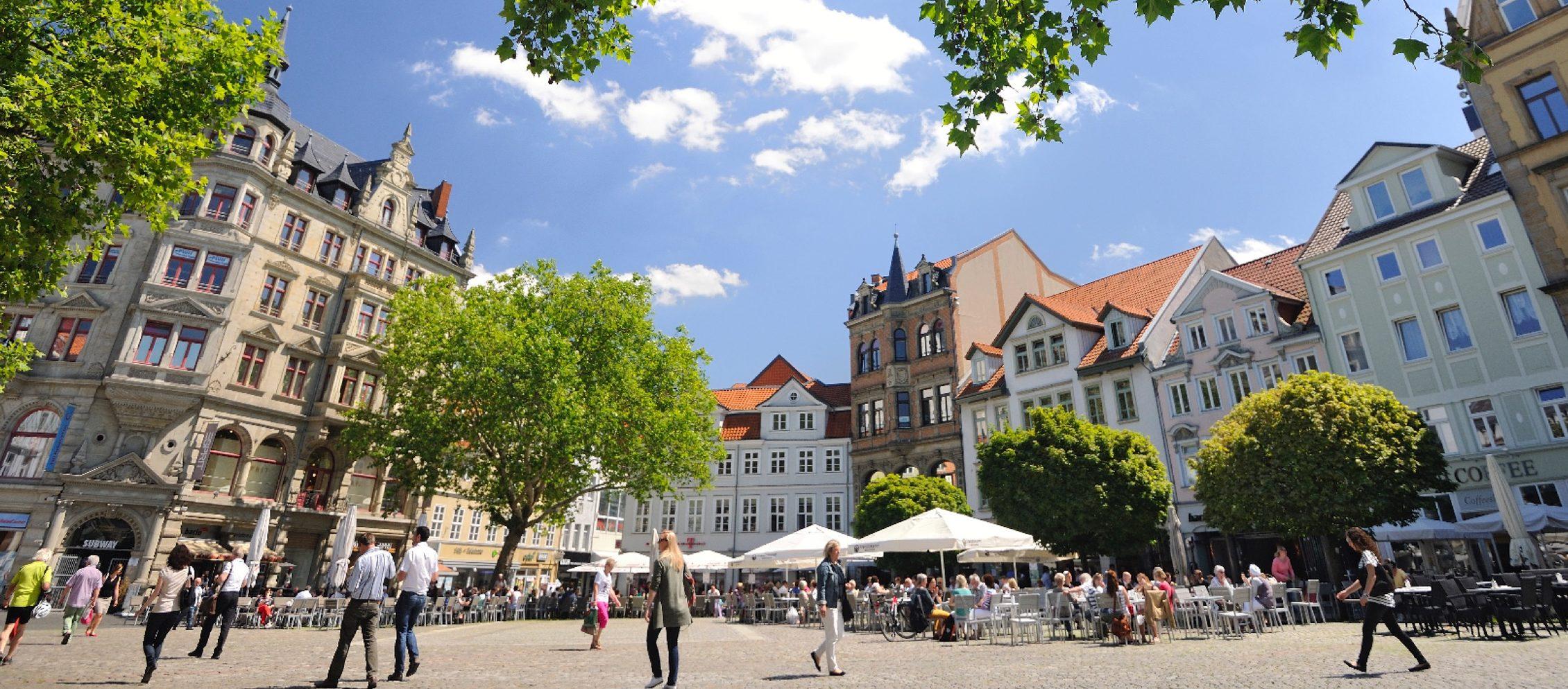 Leben in Braunschweig   Stadt Braunschweig