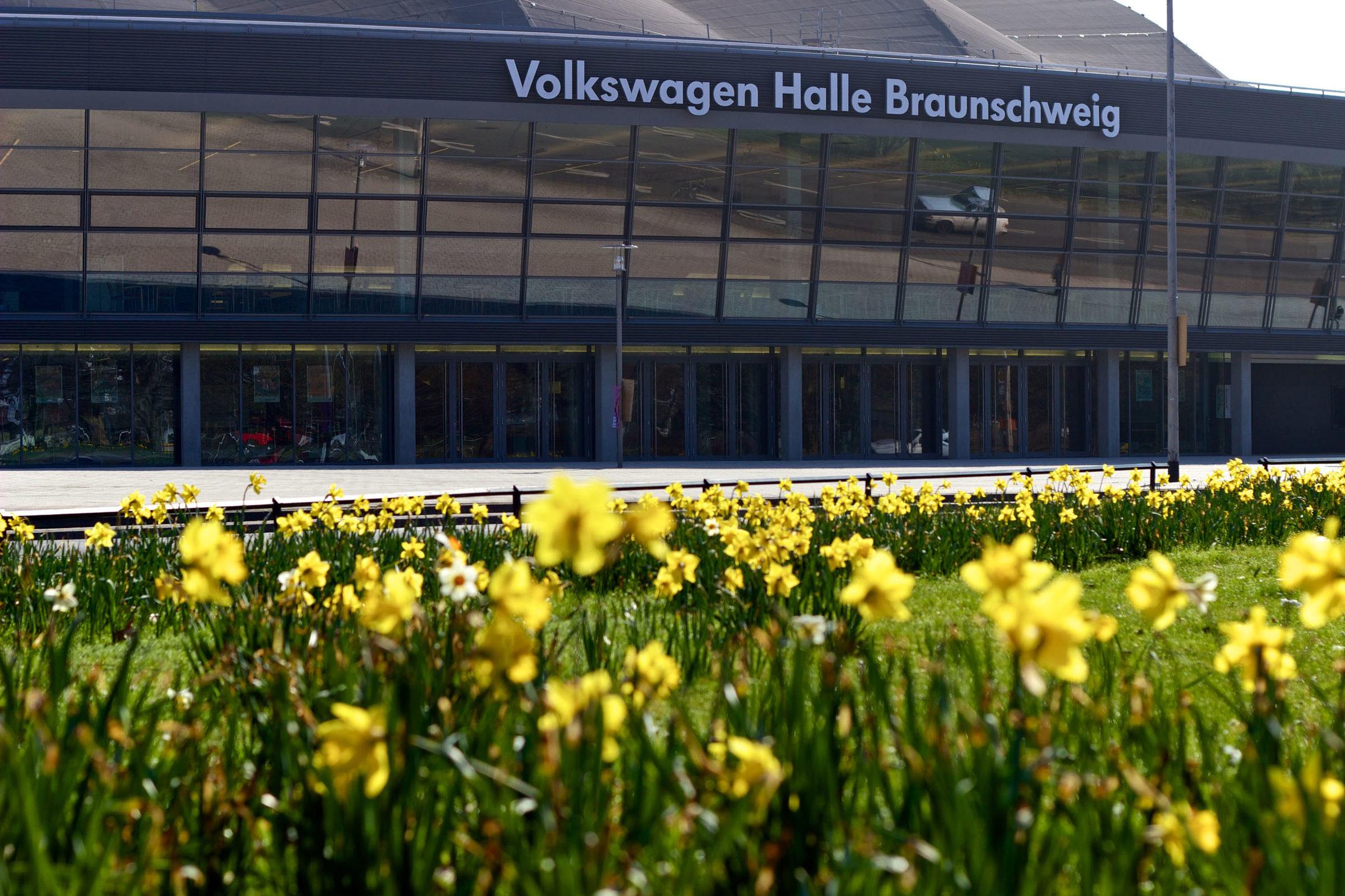 Halle Braunschweig