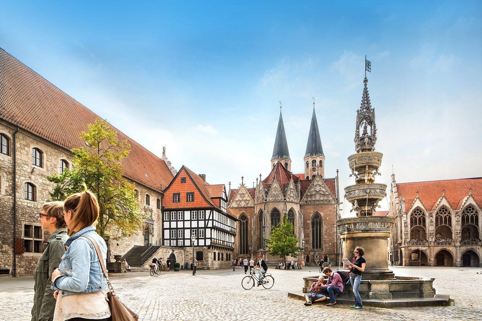 Braunschweig kennenlernen