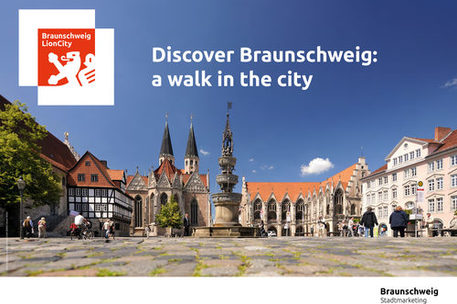 Discover Braunschweig: a walk in the city