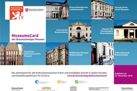 Museumscard Frankfurt